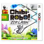 Chibi-Robo! Zip Lash (Nintendo 3DS/2DS)