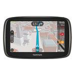 """GPS Monde Ecran 5"""" - Cartographie et Trafic gratuits à vie"""