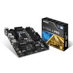 Carte mère Micro ATX Socket 1151 Intel H170 Express - SATA 6Gb/s + SATA Express - USB 3.1 - 2x PCI-Express 3.0 16x