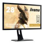 3840 x 2160 pixels - 1 ms - Format large 16/9 - HDMI - DisplayPort - Hub USB 3.0 - Noir