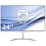 1920 x 1080 pixels - 5 ms (gris à gris) - Format large 16/9 - Dalle PLS - HDMI - MHL - Blanc