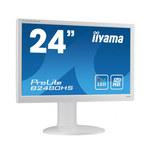 1920 x 1080 pixels - 2 ms - Format large 16/9 - HAS+Pivot - HDMI - Blanc