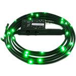 Bande de lumière LED flexible à puissance variable pour tuning PC (vert)