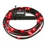Bande de lumière LED flexible à puissance variable pour tuning PC (orange)
