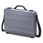 """Mallette rigide en aluminium pour ordinateur portable (jusqu'à 15.6'') et tablette (jusqu'à 10"""")"""