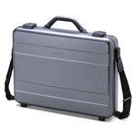 """Mallette rigide en aluminium pour ordinateur portable (jusqu'à 17.3'') et tablette (jusqu'à 10"""")"""
