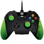 Manette de compétition avec 4 boutons additionnels et panneau de contrôle rapide (compatible Xbox One / Windows*)