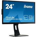 1920 x 1080 pixels - 4 ms - Format large 16/9 - Dalle AMVA - HDMI/DVI-D/VGA - Hub USB - HAS+Pivot - Noir