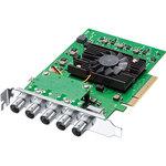 Carte d'acquisition et de lecture 12G-SDI dual link Haute Définition PCI Express