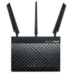 Routeur modem 4G/LTE sans fil WiFi Dual Band 1200 Mbps (300+867) + 4 ports LAN 10/100/1000 Mbps + 1 port WAN 10/100/1000 Mbps + port carte SIM