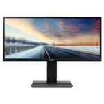 3440 x 1440 pixels - 6 ms - Format large 21/9 - Dalle IPS - Pivot - DisplayPort - HDMI - Hub USB 3.0 - Noir/Gris (Garantie constructeur 3 ans)
