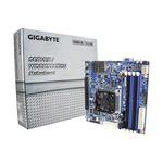 Carte mère Mini-ITX avec processeur Intel Xeon D-1541 - 4x DIMM DDR4 - SATA 6Gb/s - USB 3.0 - 1x PCI-Express 3.0 16x - 2x Gigabit LAN