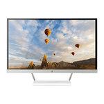 1920 x 1080 pixels - 8 ms (gris à gris) - Format large 16/9 - Dalle IPS - HDMI/VGA - Blanc/Argent