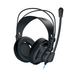 Casque-micro pour gamer (compatible PC / Mac / PS4 / Xbox One* / Wii U* / tablettes / smartphones)