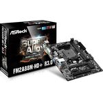 Carte mère Micro ATX Socket FM2+ AMD A88X - SATA 6 Gbps - USB 3.0 - 1x PCI-Express 3.0 16x