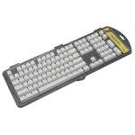 Lot de 109 touches de remplacement en ABS pour clavier mécanique à switches Cherry MX (AZERTY, Français)