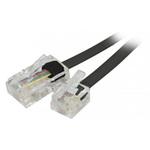 Câble adaptateur RJ11 mâle / RJ45 mâle (15 mètres)