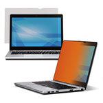 """Filtre de confidentialité or pour écran d'ordinateur portable panoramique 13.3"""" format 16/9"""