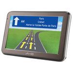 """GPS 44 pays d'Europe écran 5"""" avec Bluetooth et mise à jour des cartes à vie"""