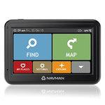 """GPS 15 pays d'Europe écran 4.3"""" et mise à jour des cartes à vie"""