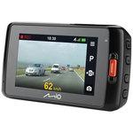 """Boite noire vidéo pour automobile avec puce GPS intégrée, caméra avant Extrême HD, écran de contrôle 2.7"""""""