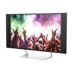 2560 x 1440 pixels - 7 ms (gris à gris) - Format large 16/9 - Dalle WVA+ - DisplayPort - HDMI - MHL - Hub USB - Noir