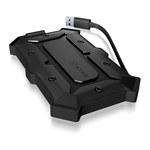"""Boîtier étanche pour disque dur 2.5"""" Serial ATA sur port USB 3.0 - Bonne affaire (article utilisé, garantie 2 mois"""