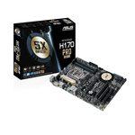 Carte mère ATX Socket 1151 Intel H170 Express - SATA 6Gb/s - M.2 - USB 3.1 - 2x PCI-Express 3.0 16x