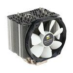 Ventilateur pour processeur (pour socket Intel 775 / 1366 / 1150 / 1155 / 1156 / 2011 / 2011-3 et AMD AM2 / AM2+ / AM3 / AM3+ / FM2+ / FM1 / FM2)
