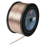 Câble haut-parleur de haute qualité en cuivre - 1,5 mm² - 15 m