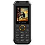 "Téléphone 2G Dual SIM IP65 - RAM 64 Mo - Ecran 1.77"" 128 x 160 - 32 Mo - Bluetooth 2.0 - 600 mAh"
