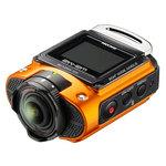Caméra sportive miniature 4K étanche avec Wi-Fi
