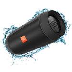 Enceinte portable stéréo Splashproof avec Bluetooth Social mode et Powerbank intégré