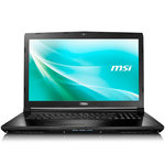 "Intel Core i3-6100H 4 Go 500 Go 17.3"" LED HD+ Graveur DVD Wi-Fi AC/Bluetooth Webcam FreeDOS (garantie constructeur 2 ans)"