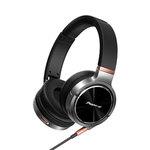 Casque circum-auriculaire fermé, pliable et certifié Hi-Res Audio