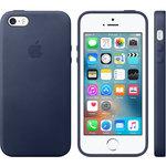 Coque en cuir pour Apple iPhone 6 SE