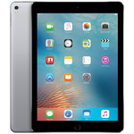 "Tablette Internet - Apple A9X 2 Go 128 Go 9.7"" LED tactile Wi-Fi AC/Bluetooth/4G Webcam iOS 9"
