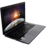 "Intel Core i3-6100H 8 Go SSD 240 Go + HDD 2 To 17.3"" LED HD+ NVIDIA GeForce GTX 950M Graveur DVD Wi-Fi N/Bluetooth Webcam Windows 7 Professionnel 64 bits"