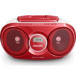Radio CD avec entrée ligne