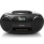 Radio CD sans fil Bluetooth avec port USB et entrée ligne