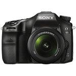 "Appareil photo hybride 24.2 MP - Objectif 18-55 mm - Ecran LCD 2.7"" inclinable - Vidéo Full HD"