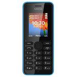 "Téléphone 2G Dual SIM - RAM 4 Mo - Ecran 1.8"" 128 x 160 - Bluetooth 3.0 - 950 mAh - Nokia S40"