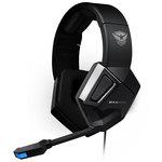 Casque-micro pour gamer - Stéréo et son surround virtuel 7.1 - USB