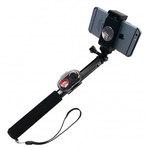 Perche à selfie télescopique étanche Bluetooth