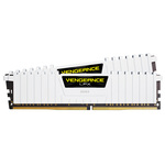 Kit Dual Channel 2 barrettes de RAM DDR4 PC4-21300 - CMK32GX4M2A2666C16W (garantie à vie par Corsair)