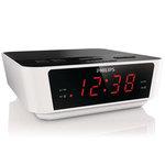 Radio réveil avec tuner numérique FM et double alarme