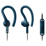 Écouteurs sport intra-auriculaires avec télécommande et micro