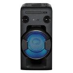 Système audio CD MP3 USB FM avec Bluetooth NFC et karaoké