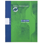 Cahier de brouillon 48 pages 56g 17 x 22 cm en reliure piquée papier recyclé