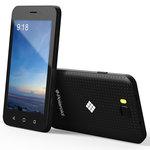 "Smartphone 3G Dual SIM - Dual-Core - RAM 512 Mo - Ecran tactile 4"" 480 x 800 - 4 Go - Bluetooth - 1250 mAh - Android 4.4"